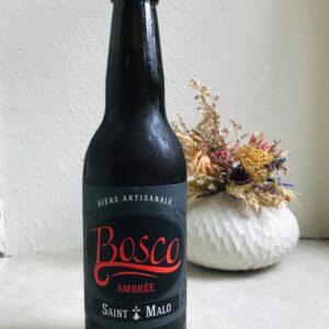 Bière bosco ambrée