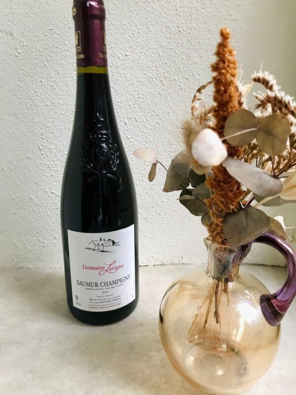 domaine lavigne saumur champigny